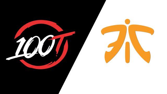 7/7 100 Thieves vs Fnatic