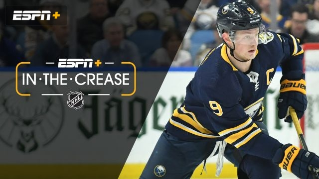 Fri, 1/3 - In the Crease: Sabres and Oilers go to OT