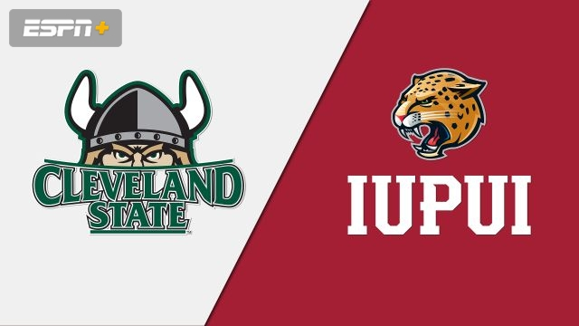Cleveland State vs. IUPUI (M Soccer)