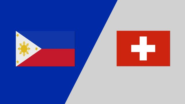 Philippines vs. Switzerland (2018 FIL World Lacrosse Championships)