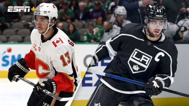 Calgary Flames vs. Los Angeles Kings