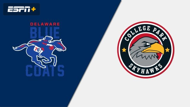 Delaware Blue Coats vs. College Park SkyHawks