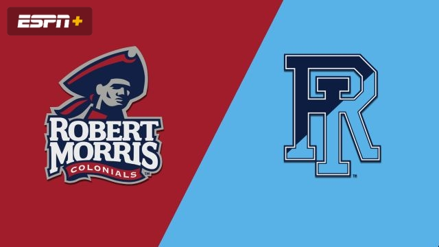 Robert Morris vs. Rhode Island (W Basketball)