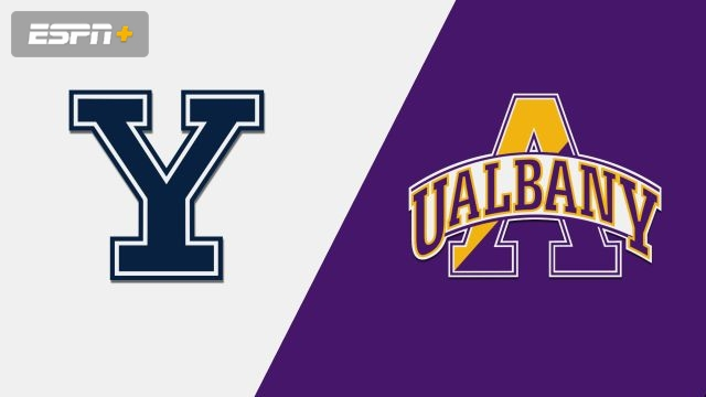 Yale vs. Albany (M Basketball)
