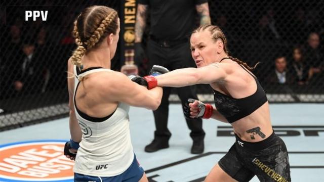 Valentina Shevchenko vs. Katlyn Chookagian (UFC 247)