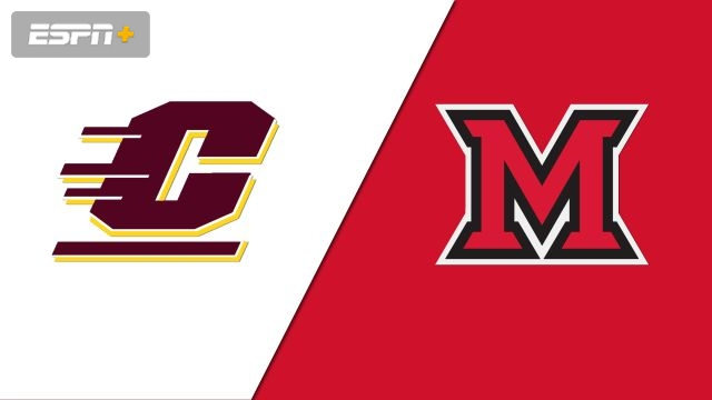 Central Michigan vs. Miami (OH) (W Volleyball)
