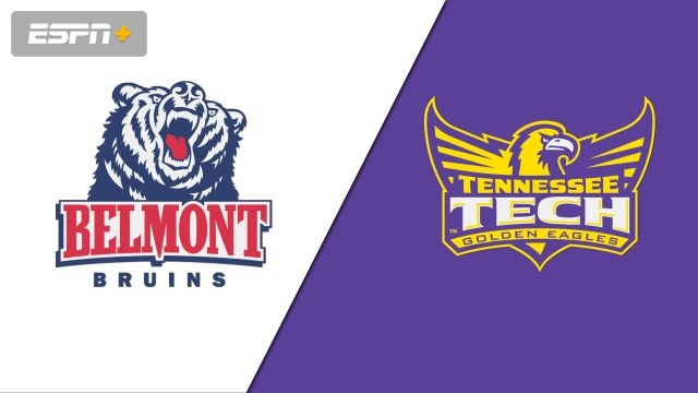 Belmont vs. Tennessee Tech (W Volleyball)