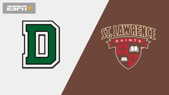 Dartmouth vs. St. Lawrence (M Hockey)