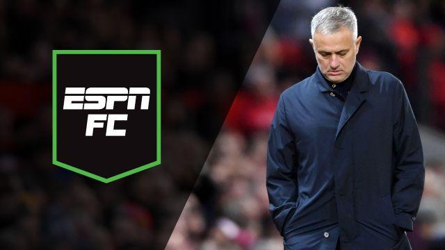 Tue, 12/18 - ESPN FC: Jose Mourinho sacked