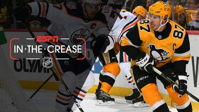 Wed, 2/13 - In the Crease: Crosby faces off with McDavid