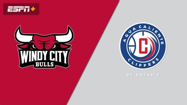 Windy City Bulls vs. Agua Caliente Clippers