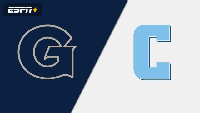 Georgetown vs. Columbia (W Basketball)