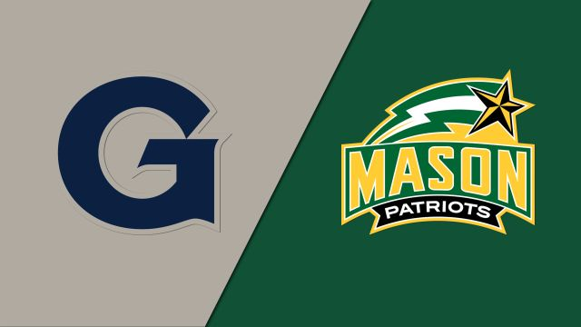 Georgetown vs. George Mason (Softball)