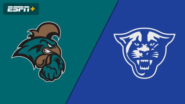 Coastal Carolina vs. Georgia State (W Basketball)