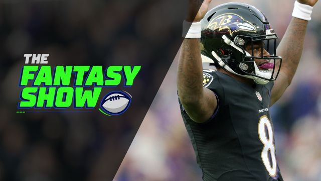 Tue, 11/20 - The Fantasy Show: Look to add Lamar Jackson