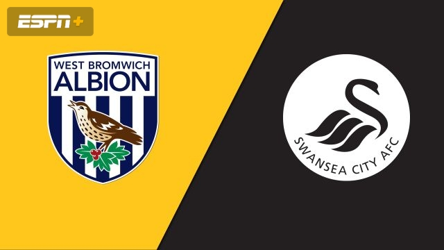 West Bromwich Albion vs. Swansea City (English League Championship)