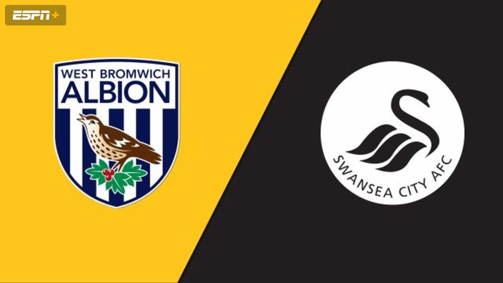 West Bromwich Albion vs. Swansea City (English League Championship)