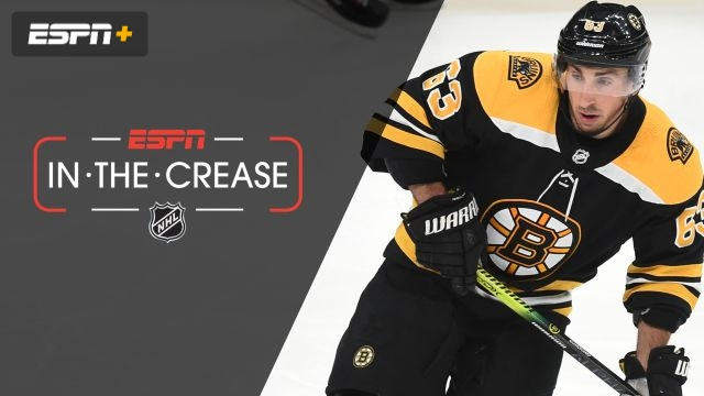 Tue, 11/5 - In the Crease: Bruins take on Penguins