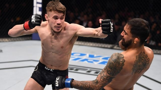 In Spanish - UFC Fight Night: Till vs. Masvidal (Main Card)