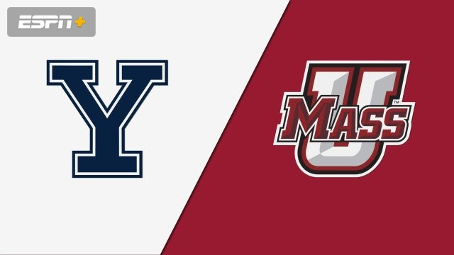 #24 Yale vs. UMass (M Soccer)