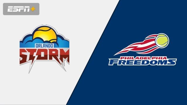 Orlando Storm vs. Philadelphia Freedoms