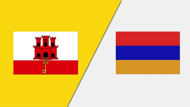 Gibraltar vs. Armenia