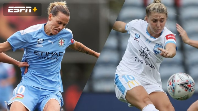 Melbourne City FC vs. Sydney FC (Final) (W-League)