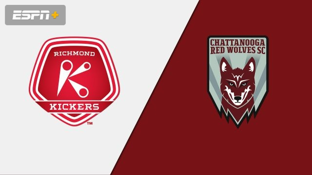 Richmond Kickers vs. Chattanooga Red Wolves SC (USL League One)