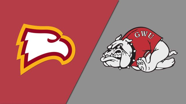 Winthrop vs. Gardner-Webb (M Basketball)