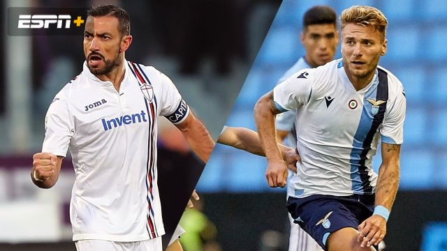 Sampdoria vs. Lazio (Serie A)