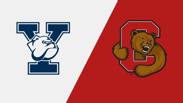 Yale vs. #6 Cornell (W Hockey)