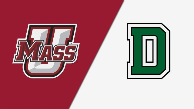 UMass vs. Dartmouth (W Lacrosse)