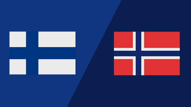 Finland vs. Norway (2018 FIL World Lacrosse Championships)