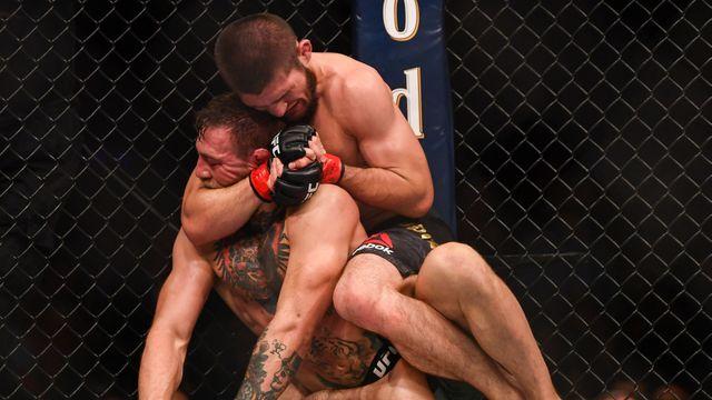 McGregor vs. Nurmagomedov