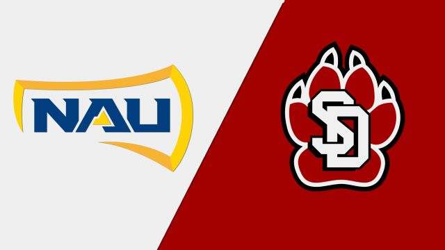 Northern Arizona vs. South Dakota (M Basketball)