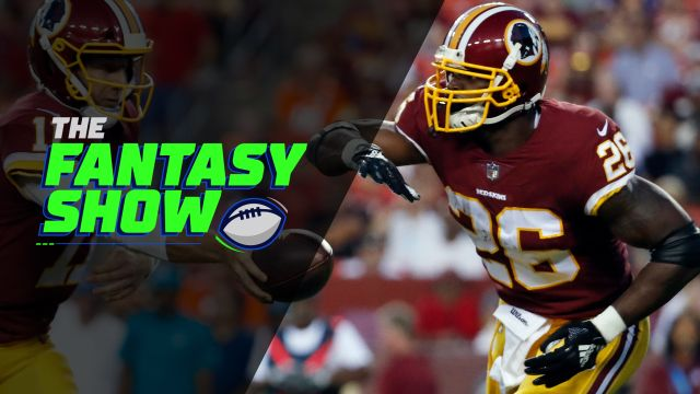 Mon, 8/27 - The Fantasy Show Preseason Takeaways