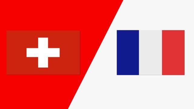 Switzerland vs. France (IIHF World Championship)