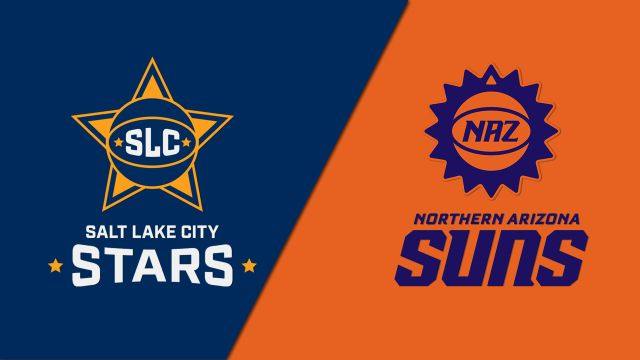Salt Lake City Stars vs. Northern Arizona Suns