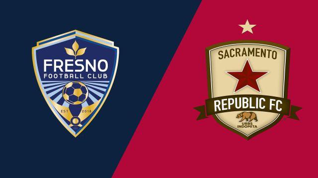 Fresno FC vs. Sacramento Republic FC