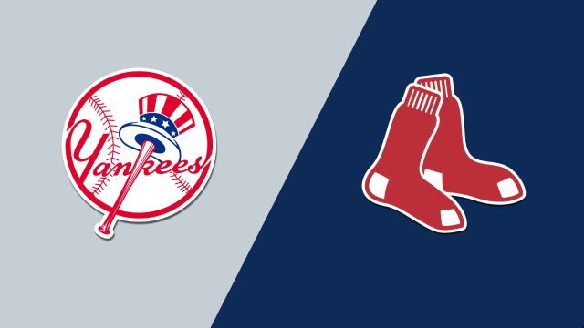 New York Yankees vs. Boston Red Sox