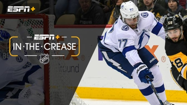 Wed, 2/12 - In the Crease: Lightning look for 8th straight win