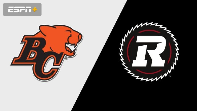 BC Lions vs. Ottawa Redblacks (Canadian Football League)