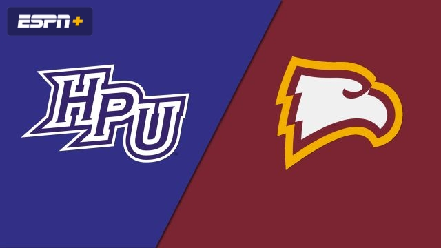 High Point vs. Winthrop (W Volleyball)