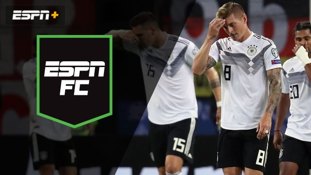 Fri, 9/6 - ESPN FC: Germany feeling low