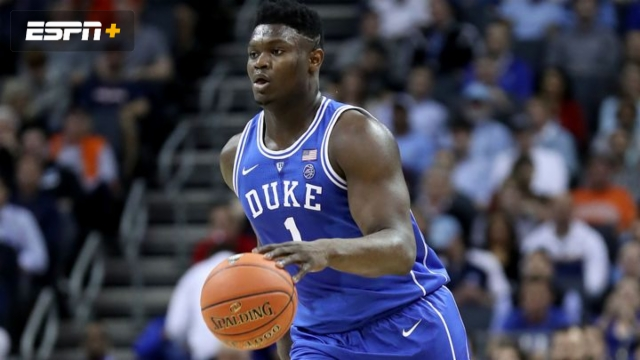 Duke vs. North Carolina (M Basketball) (2019 ACC Tournament Semifinal)