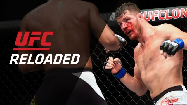 UFC Fight Night: Silva vs. Bisping