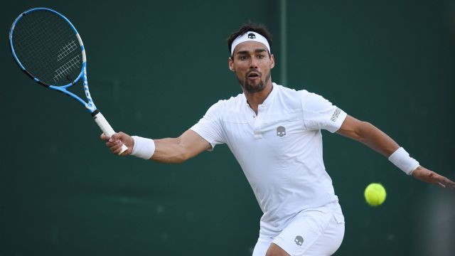 (19) Fognini vs. Vesely (Gentlemen's Third Round)