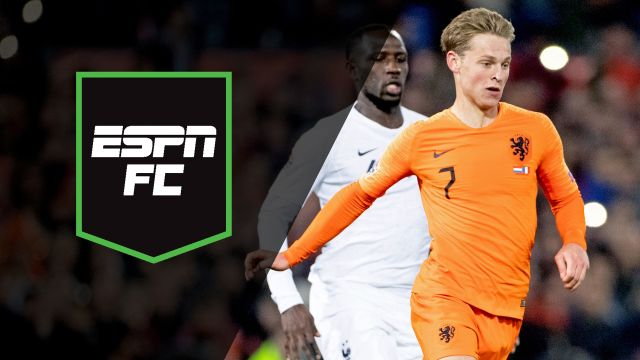 Fri, 11/16 - ESPN FC: UEFA Nations League shocker