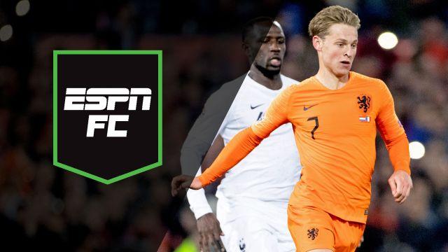 Fri, 11/16 - ESPN FC: UEFA Nations League shocker