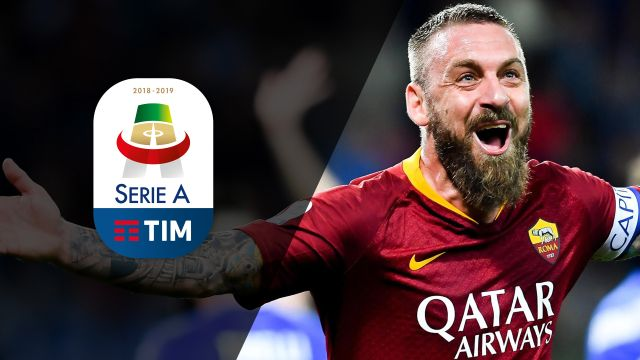 Sun, 4/7 - Serie A Weekly Highlight Show: Roma tries to earn UCL spot